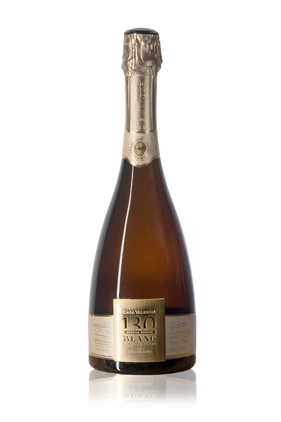 130 Brut Blanc De Blanc CASA VALDUGA (s/ caixa)