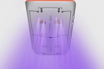 Esterilización en nuestros Accesorios - Tecnología UV LED