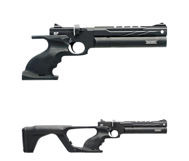 Pistola PCP Reximex modelo RP 5.5mm