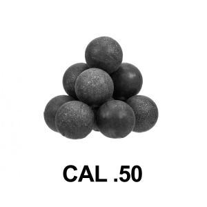 Balin de goma calibre .50 Umarex 10 unidades