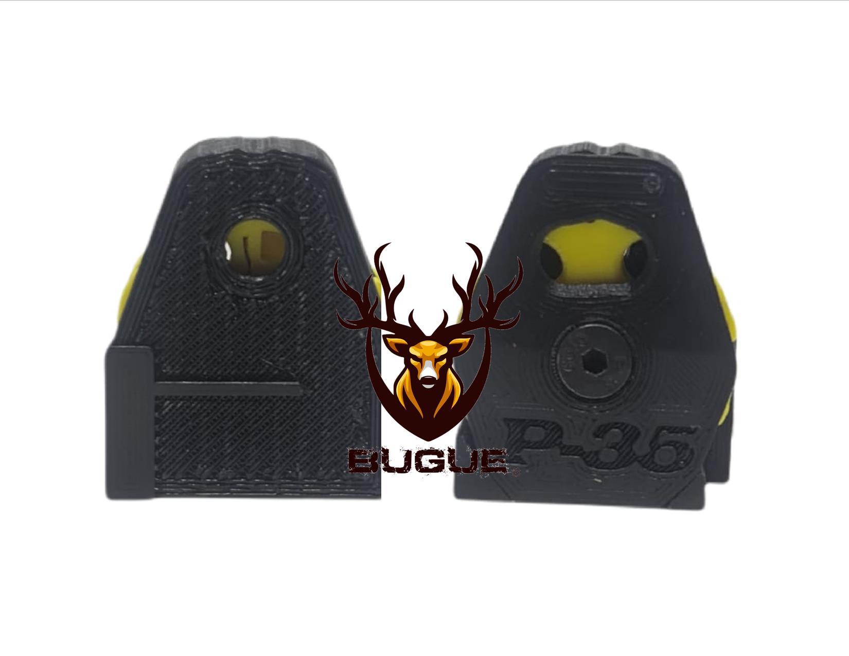 CARGADOR  RIFLE P35 3D 5.5 mm AMARILLO