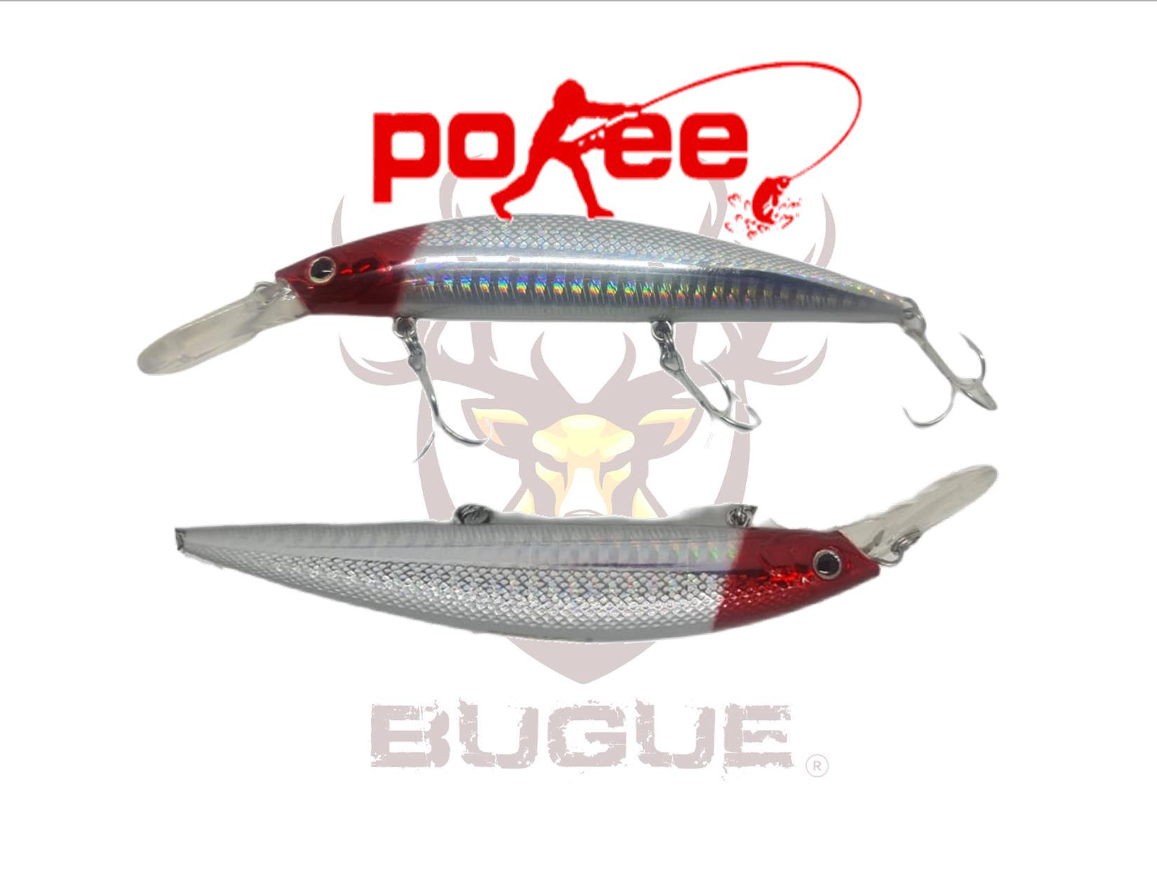 Señuelo marca: Pokee Modelo 8115-16  35 gramos Sinking