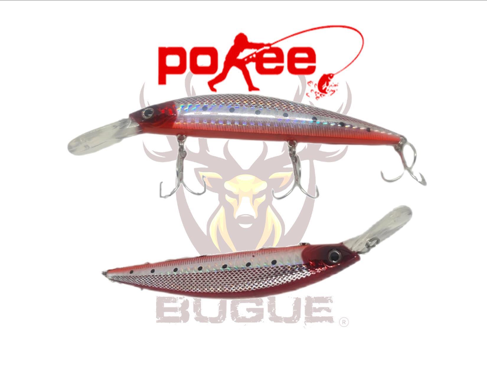 Señuelo marca: Pokee Modelo 8115-6  35 gramos Sinking