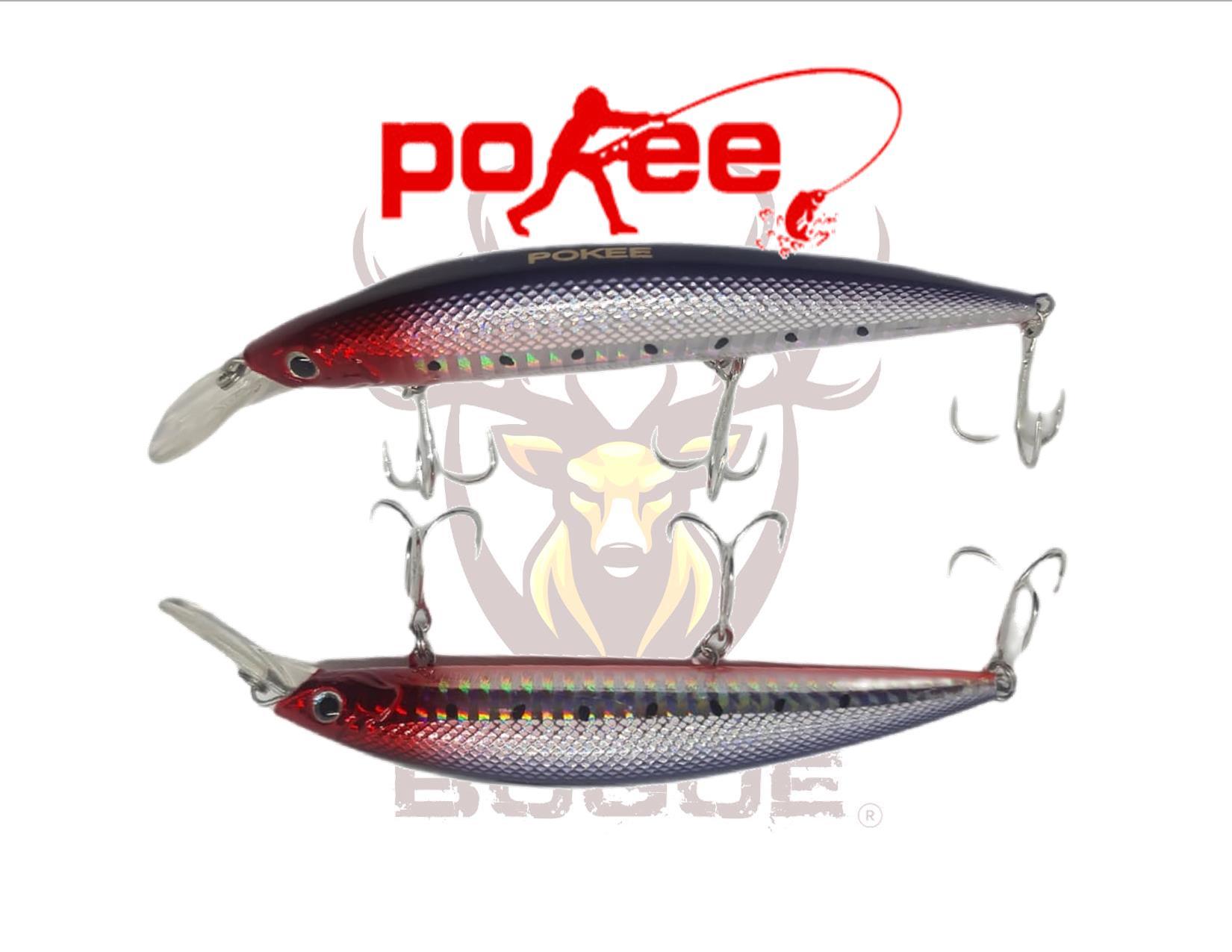 Señuelo marca: Pokee Modelo 8115-31  35 gramos Sinking