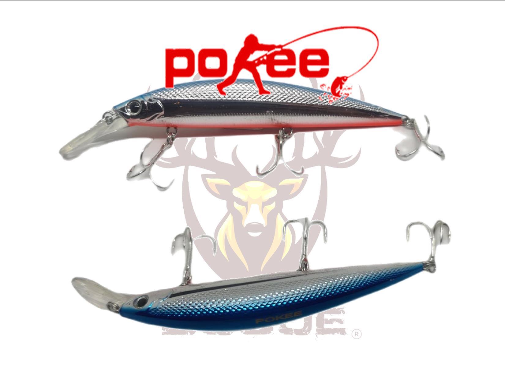 Señuelo marca: Pokee Modelo 8115  35 gramos Sinking