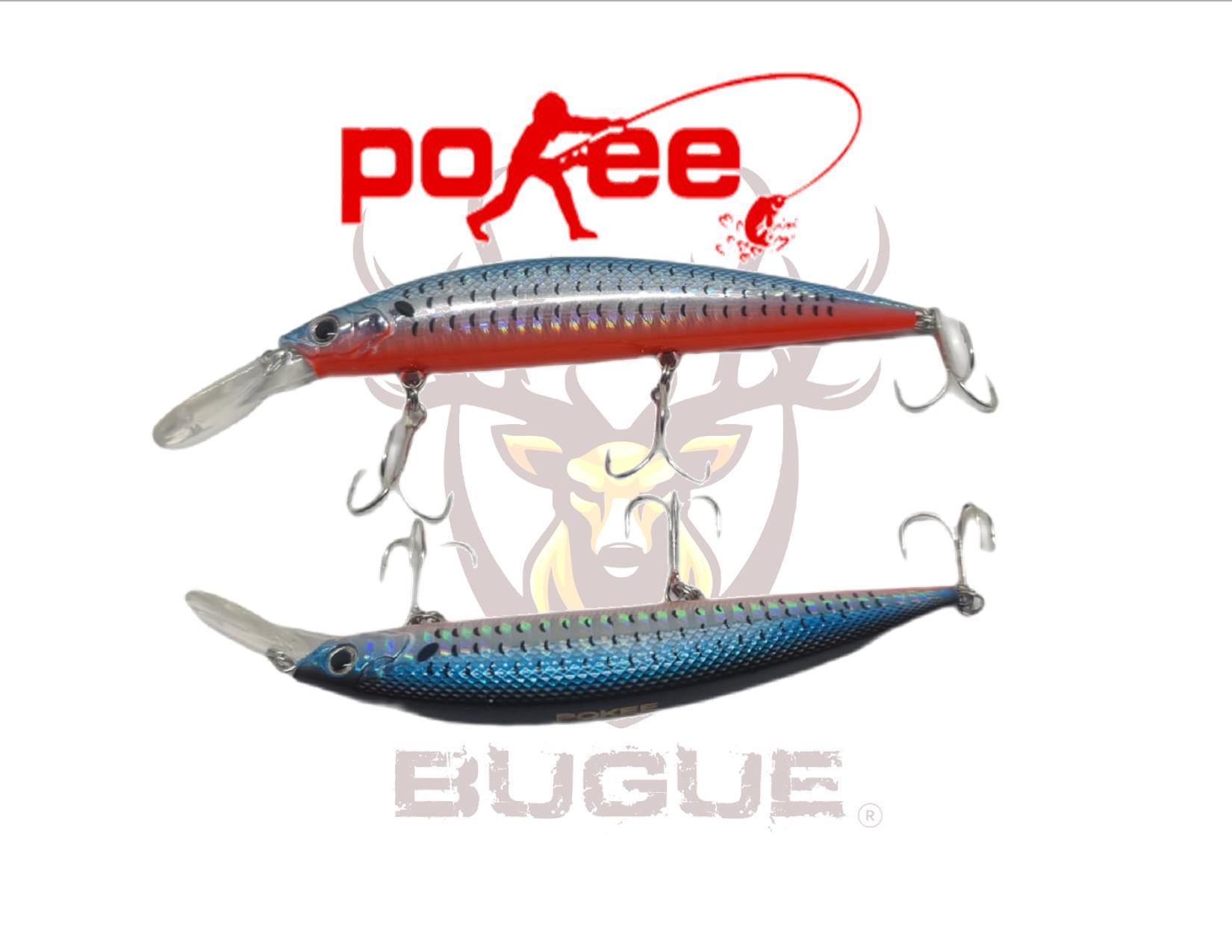 Señuelo marca: Pokee Modelo 8115-30  35 gramos Sinking