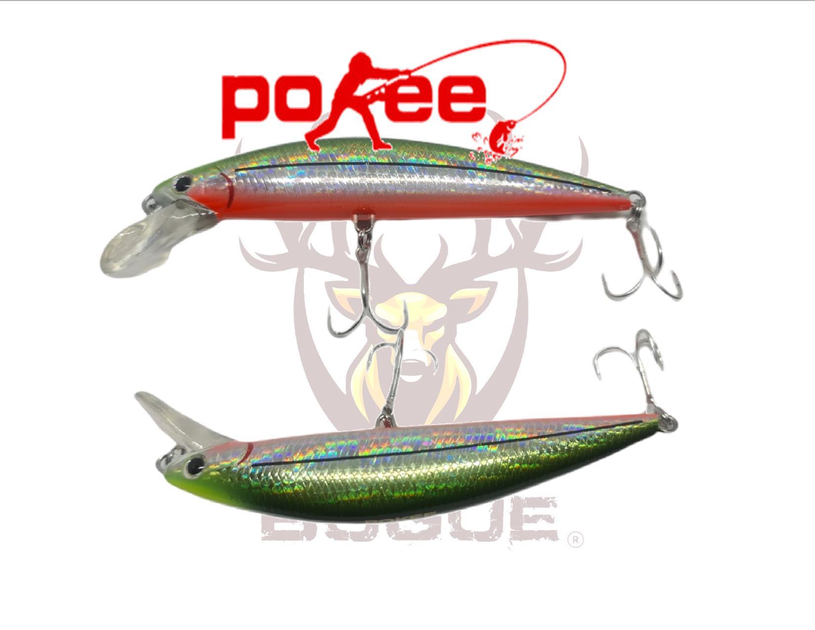 Señuelo marca: Pokee Modelo M020-70 50 gramos Sinking