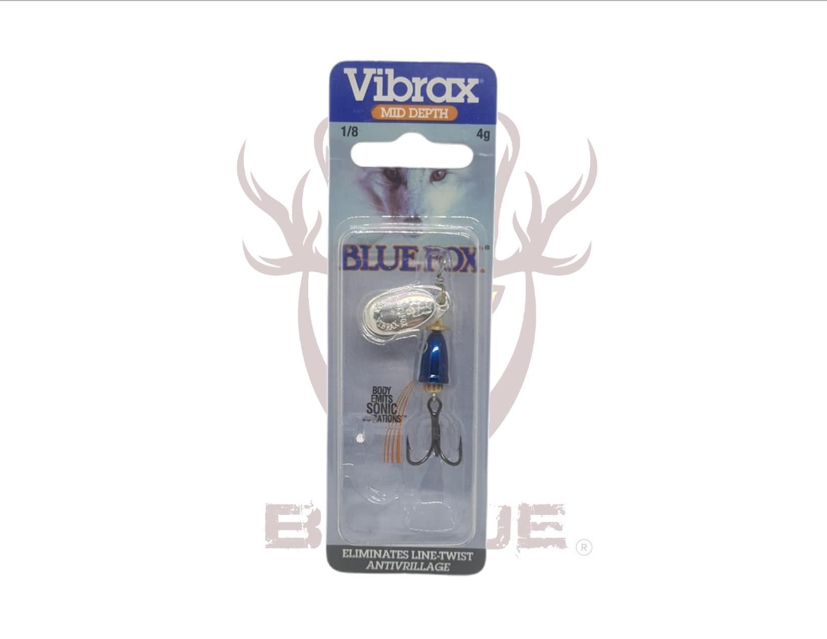 SPINNER VIBRAX SHAD BS N°1