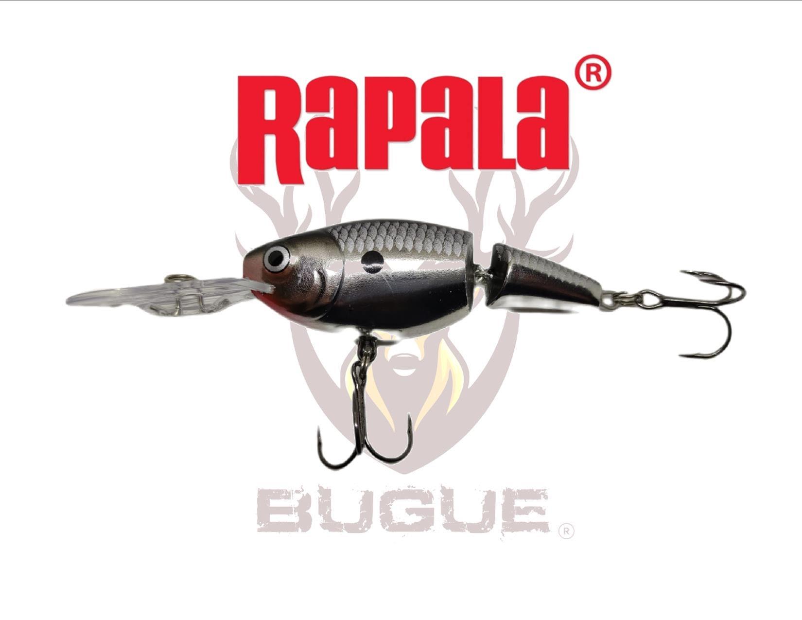 Señuelo Marca: Rapala modelo JSR-7 suspending