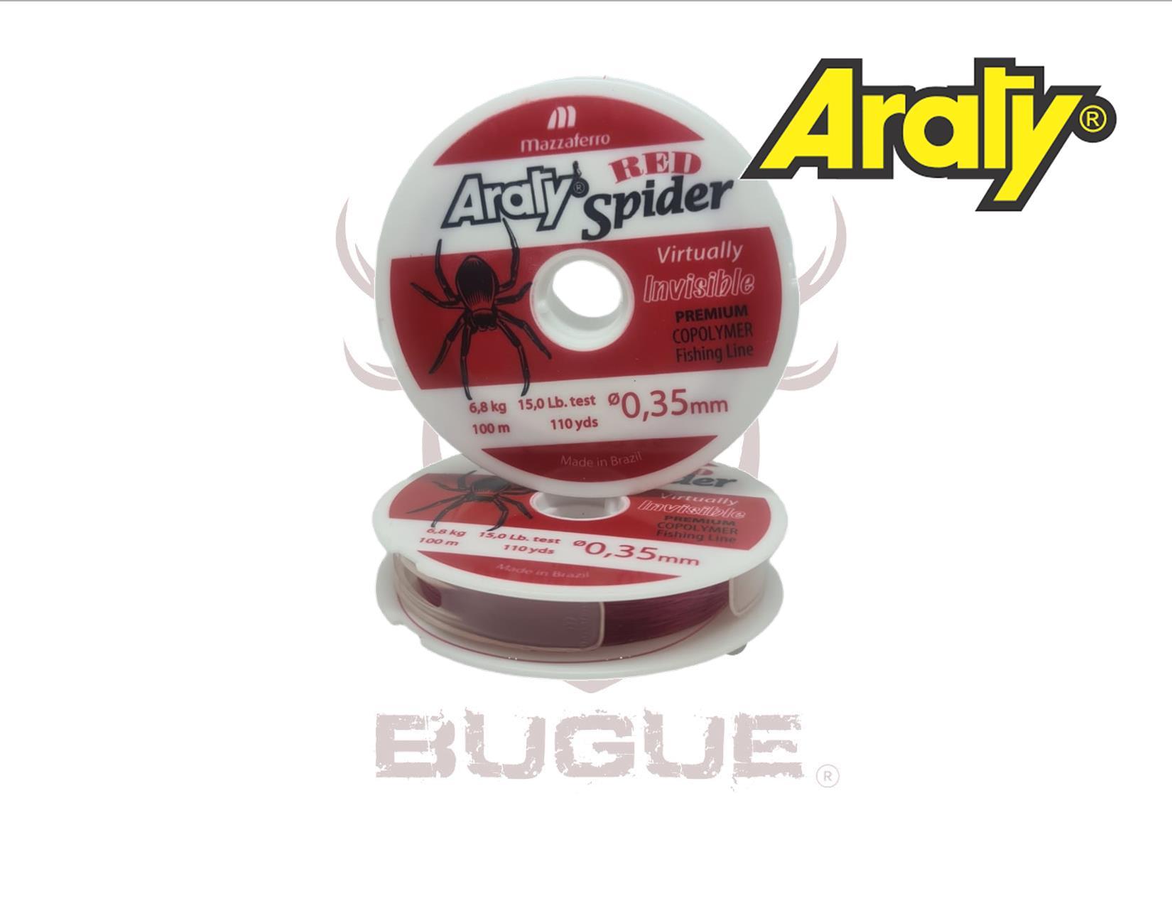Nylon Araty Spider 0.35 mm 100 m