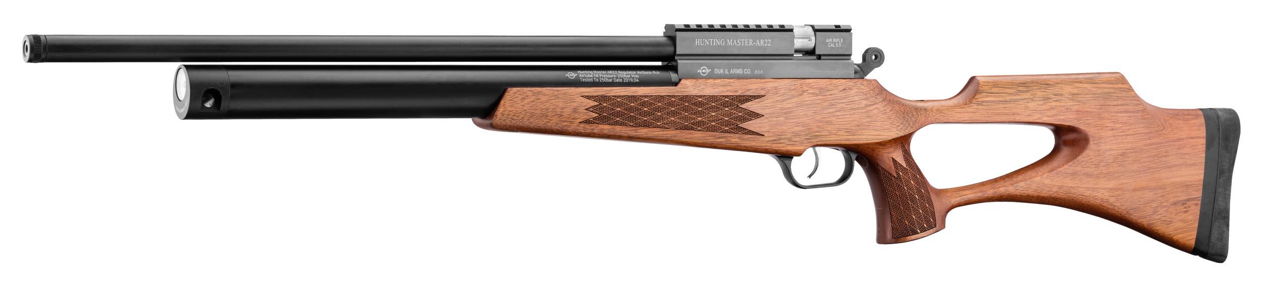 Evanix PCP AR22 Wood 5.5 mm  RESERVA