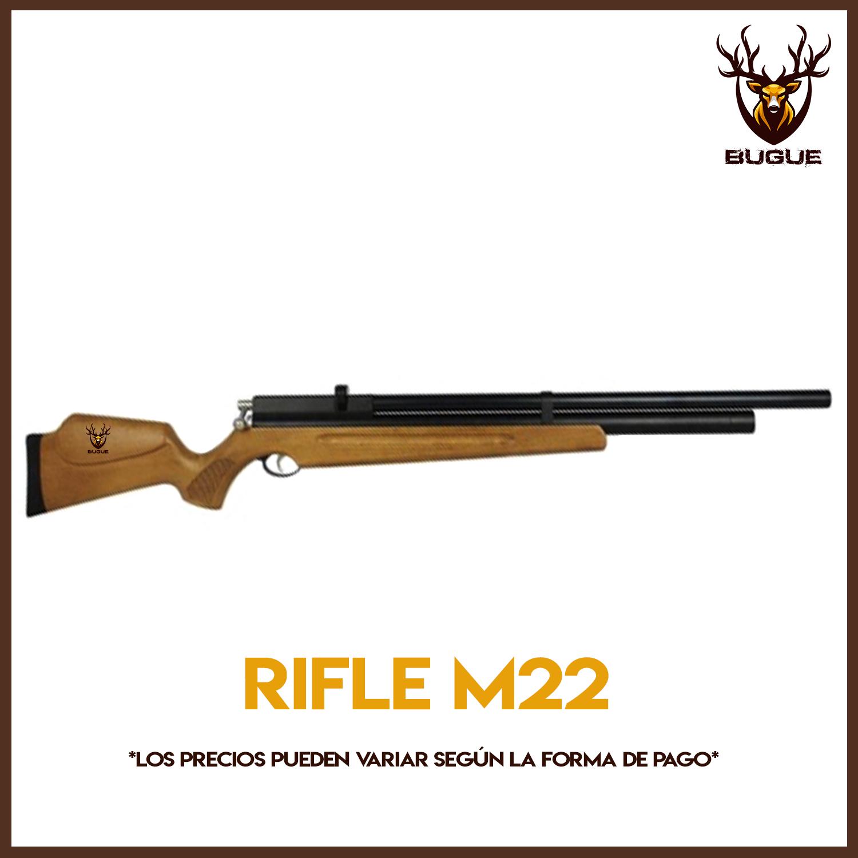 RIFLE PCP M22 calibre 4.5 mm