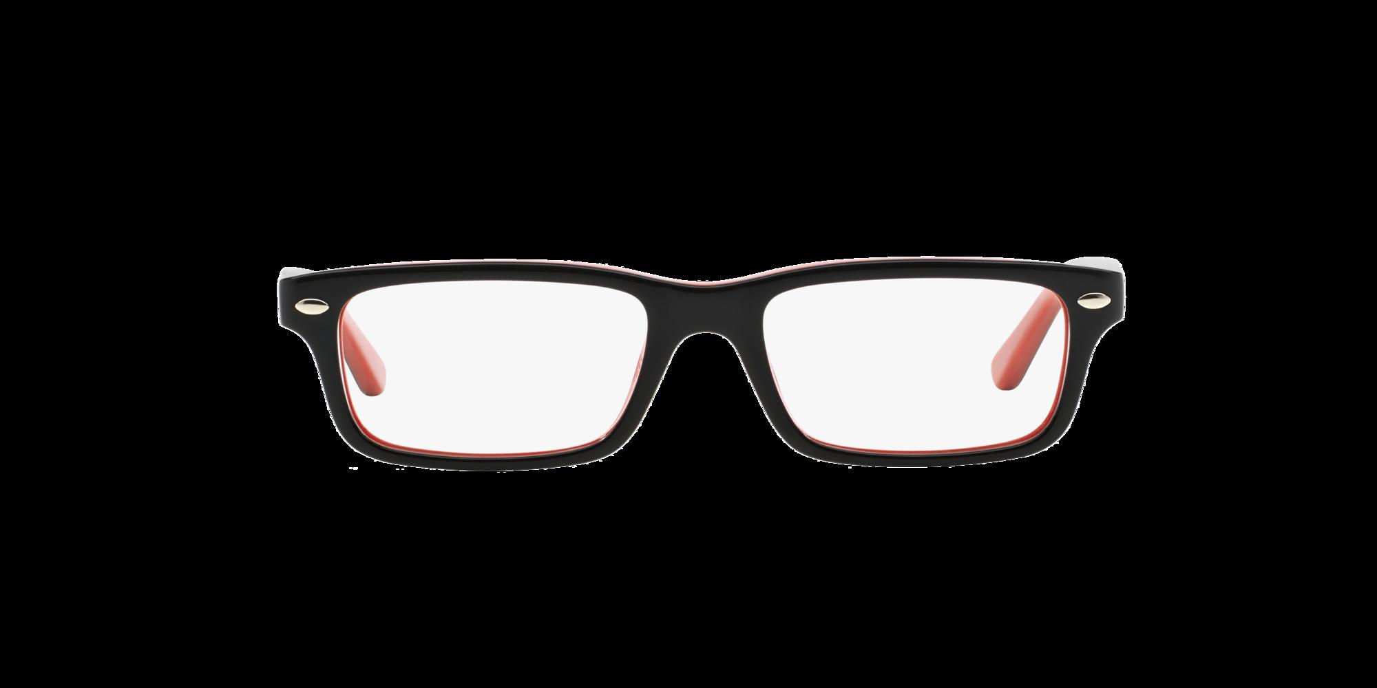 18c2660190ffa Ripley - Armazón óptico Ray Ban Junior RY1535 Top Black On Red (Producto  para Niños)