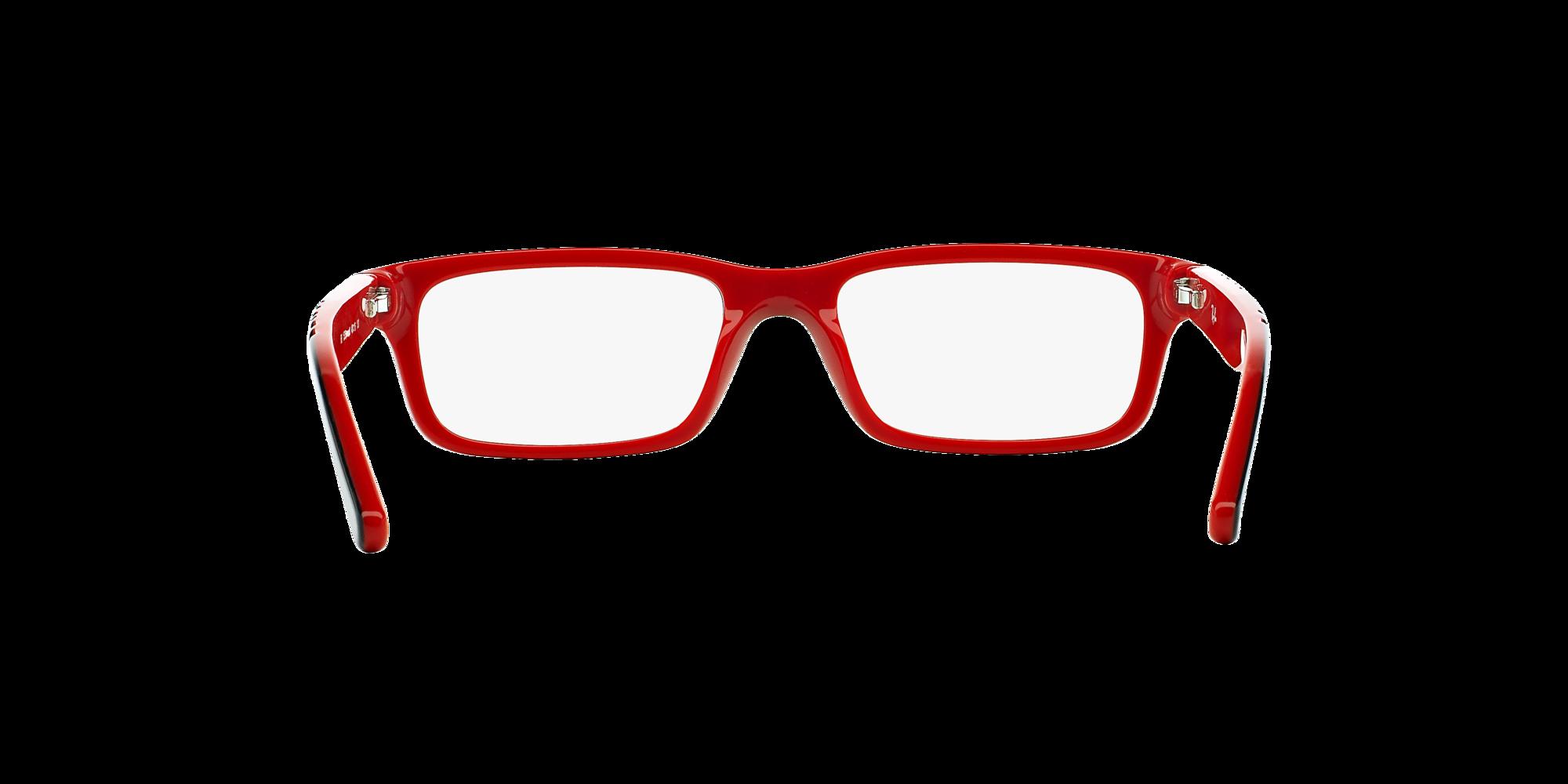 0ff37ffbd35dd Armazón óptico Ray Ban Junior RY1535 Top Black On Red cod...