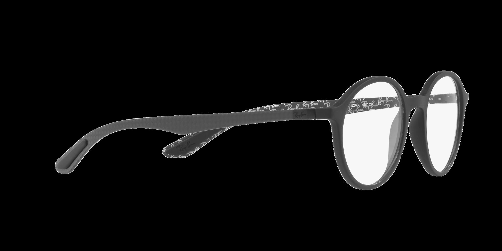f1f031857d Armazón óptico Ray Ban Round RX8904 Matte Black cod. RX89...