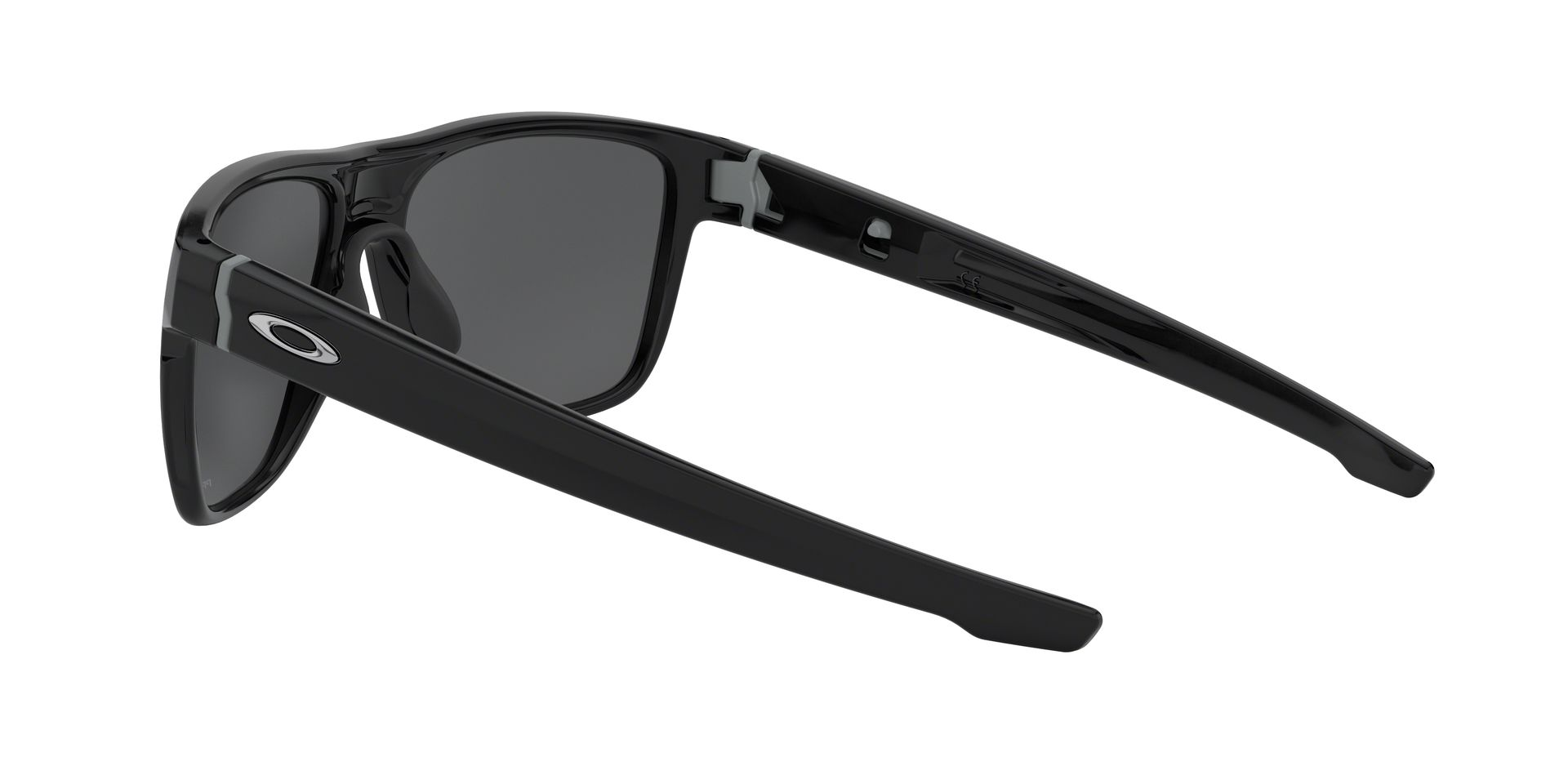 821067e875 Ripley - OAKLEY CROSSRANGE XL POLISHED BLACK LENTE BLACK PRIZM Y POLARIZED !