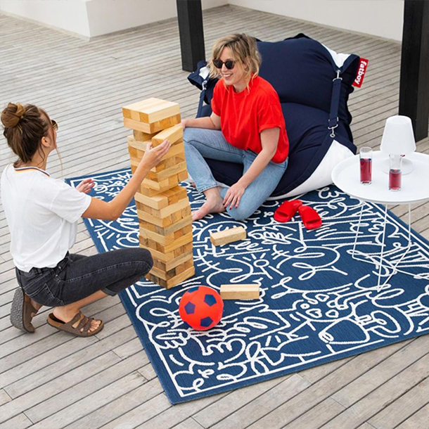 Alfombra Carpet Diem