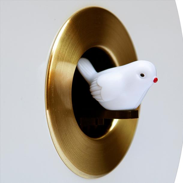 Reloj Cuckoo EPL White - image hover