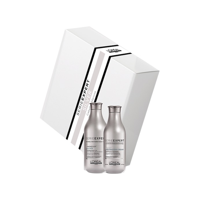 Pack Loreal Silver