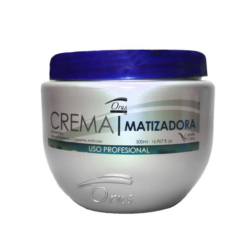 Crema Matizadora Orus 500g
