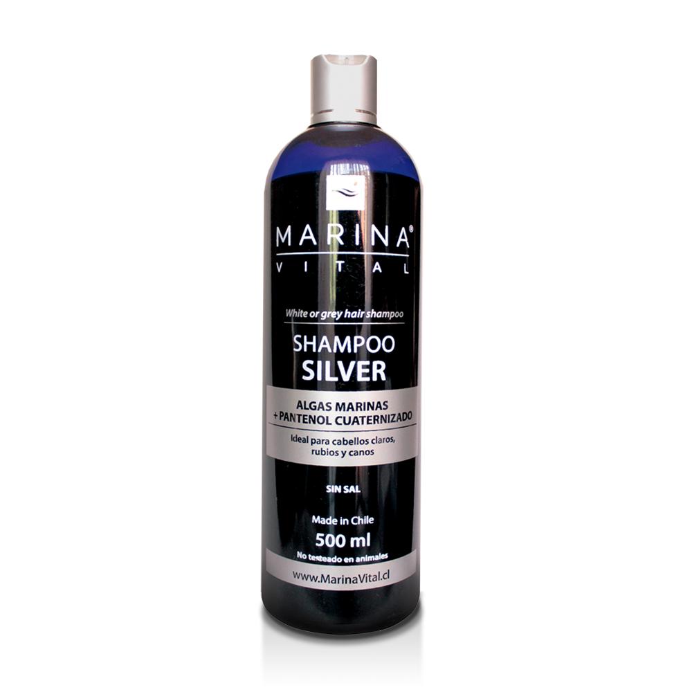 Shampoo Matizador Silver 500ml