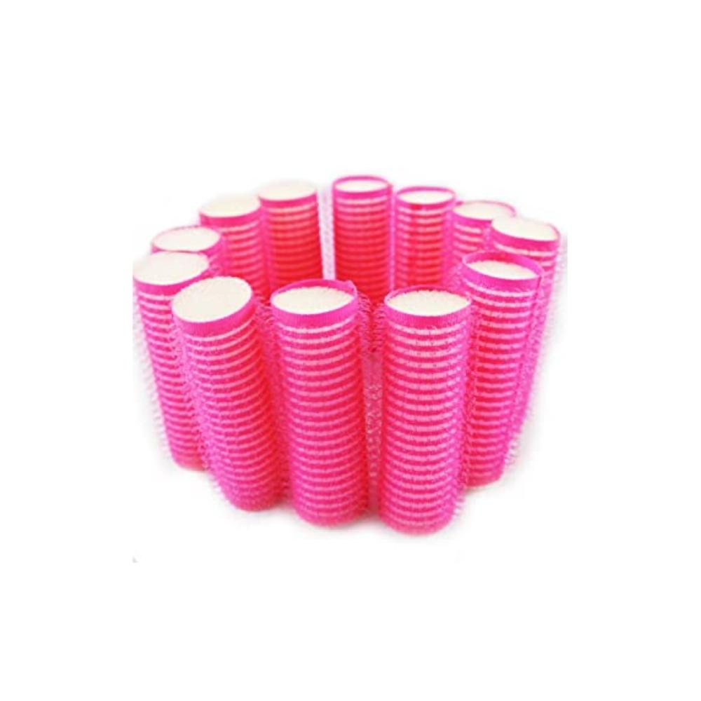 Tubo Velcro Rosado Pack 12 unidades