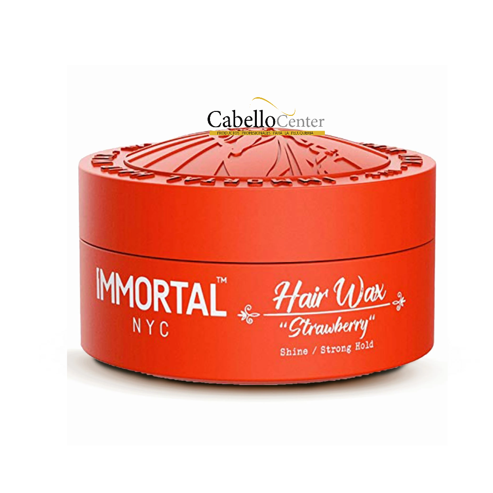 Cera Capilar Hair Wax STRAWBERRY 150ml