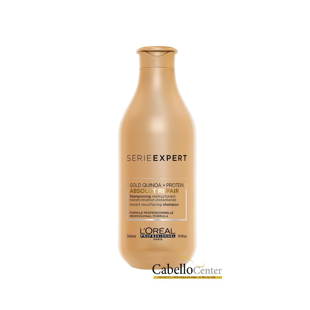 Shampoo Absolut Quinoa Gold 300ml