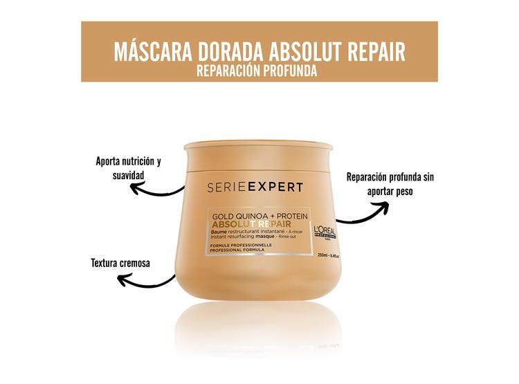 Máscara Absolut Quinoa 250ml