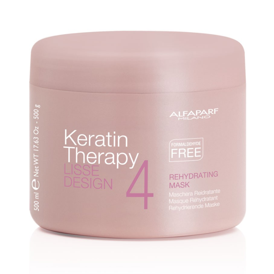 Crema Keratin Therapy 500ml