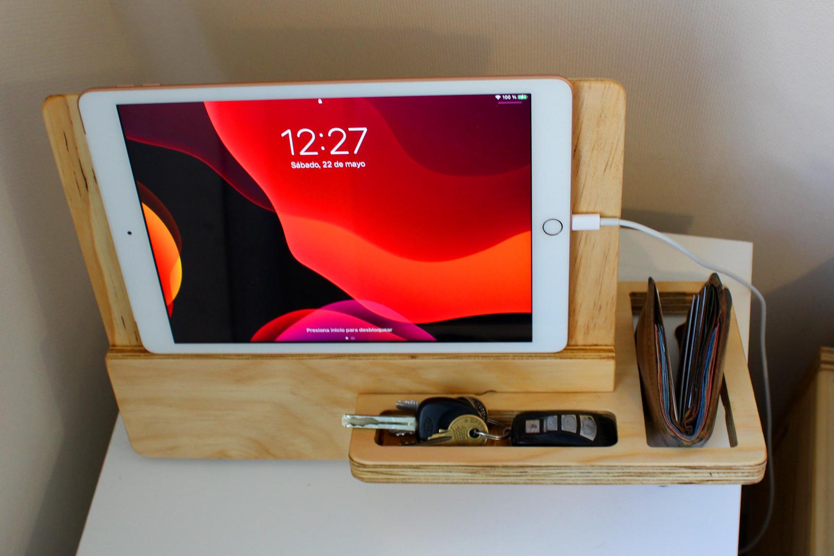 Soporte para Tablet Personalizado