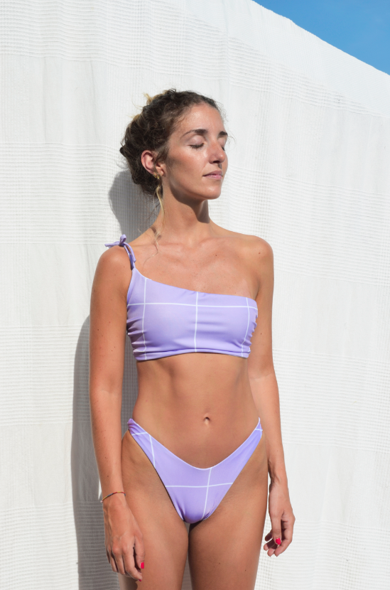 ROWLING in lilac - TOP