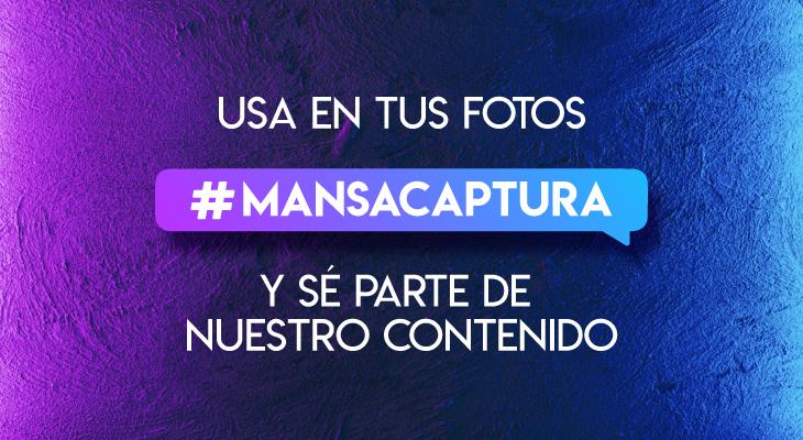 #MANSACAPTURA