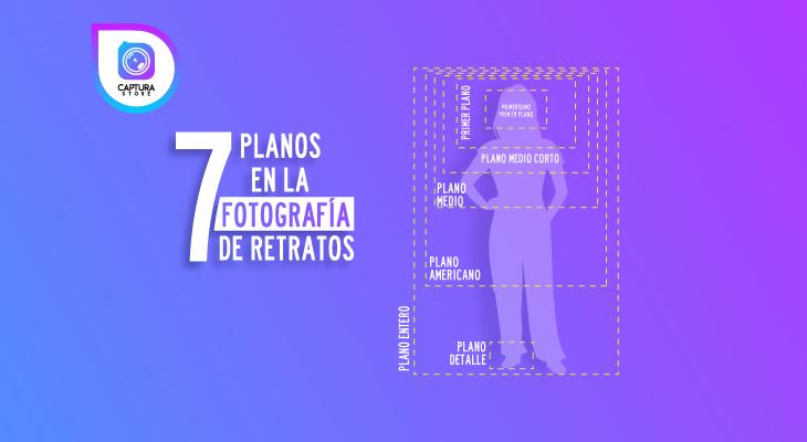 7 PLANOS EN LA FOTOGRAFIA