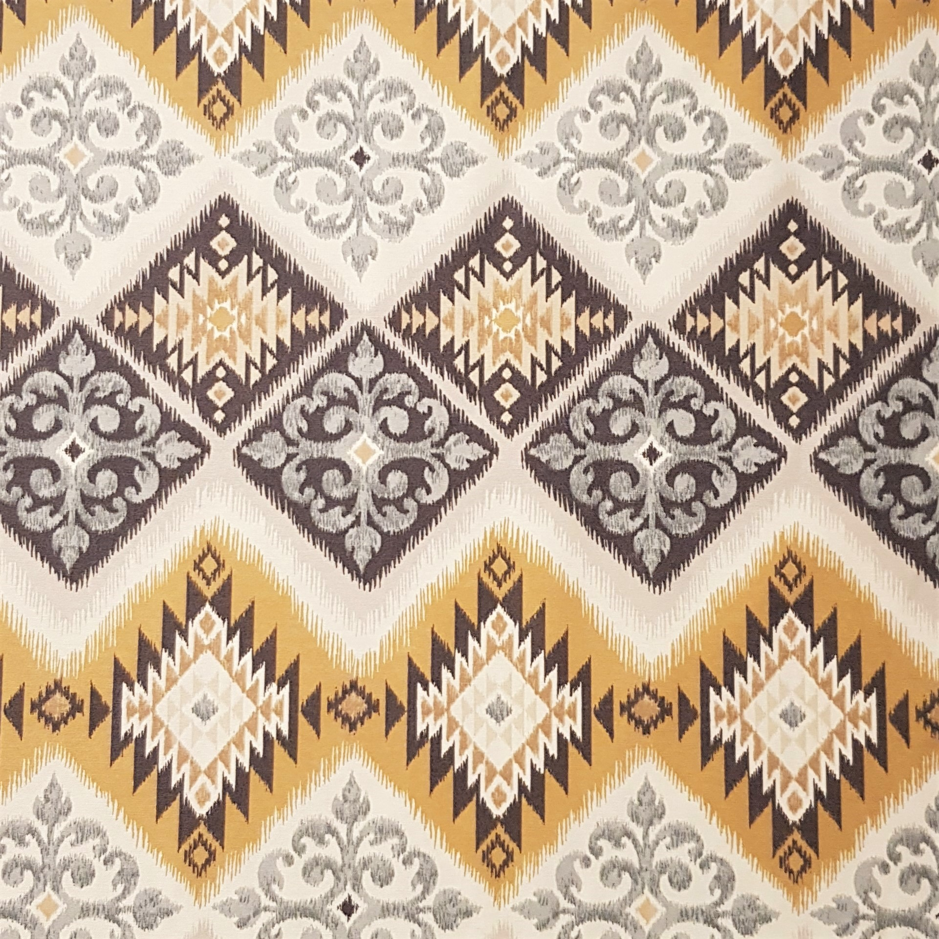 Mantel KILIM GRIS Rectangular 1,8x2,7m [enstockpara envíooretiro]
