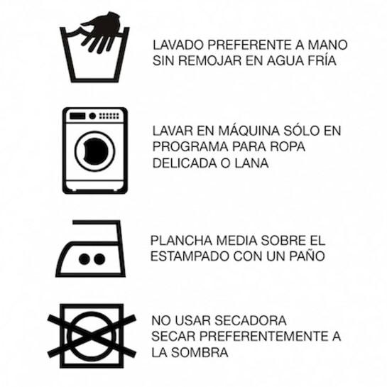 Mantel BISTROT AZUL - Cuadro Chico (1,3 cm) · Varios Tamaños