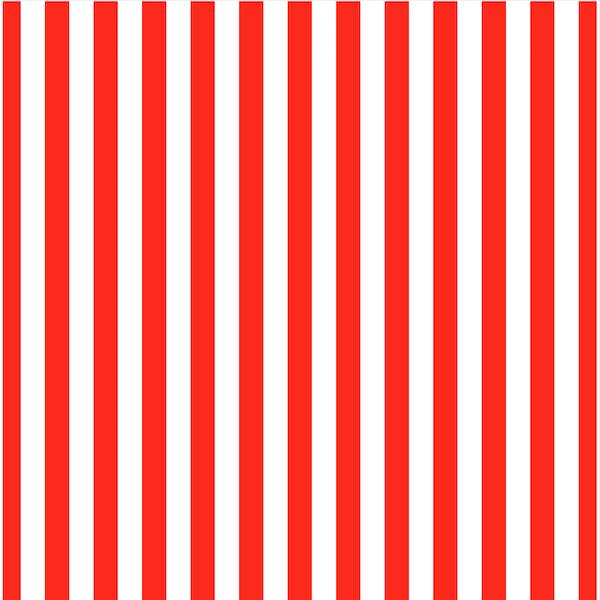 Rayas en Rojo