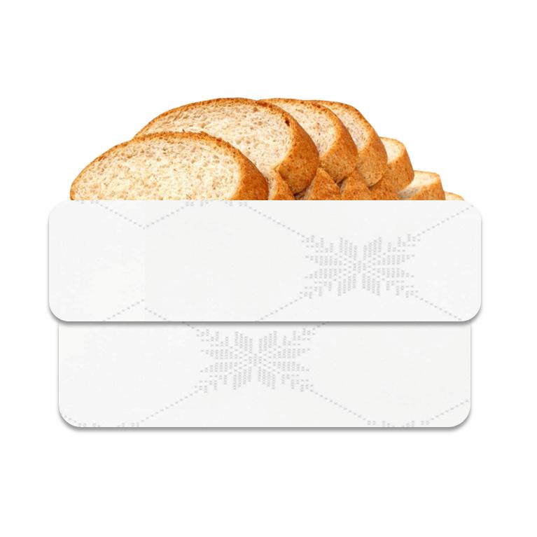 Navidad - Copos en Blanco