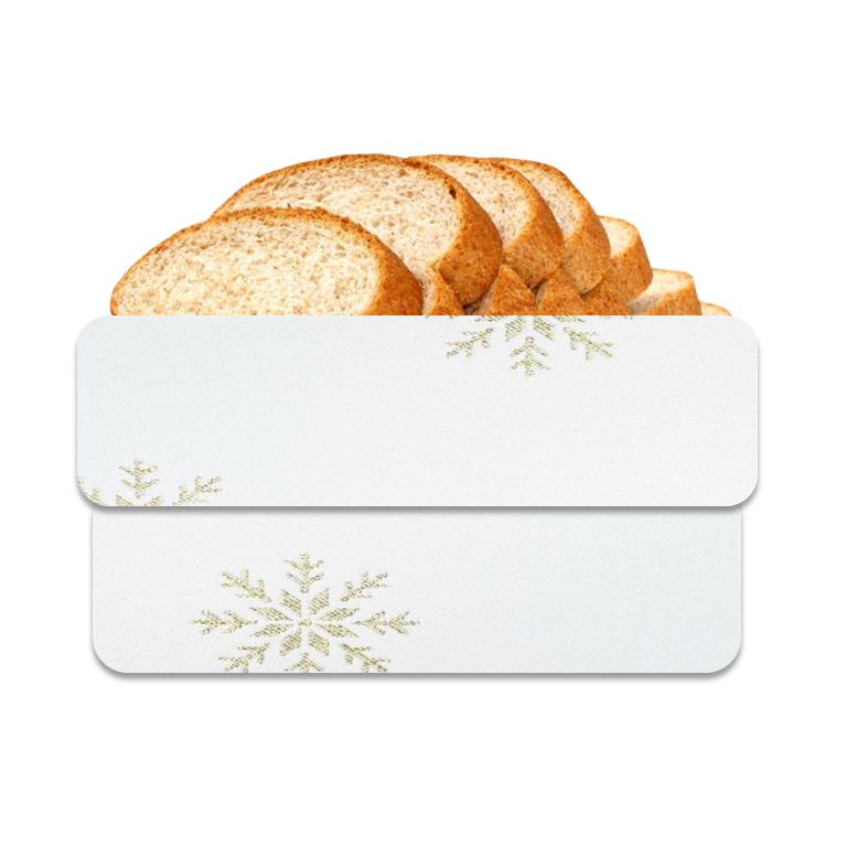 Navidad - Copos en Dorado