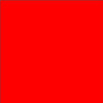 ROJO - Color Liso