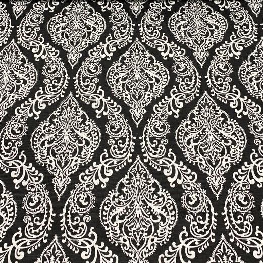 Mantel VICTORIAN NEGRO · Rectangular 12 Sillas