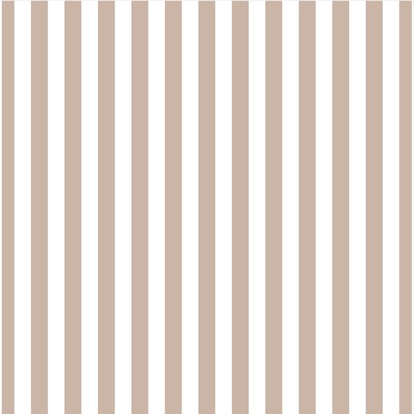 Mantel RAYAS en BEIGE ⬛ Cuadrado 8 Sillas
