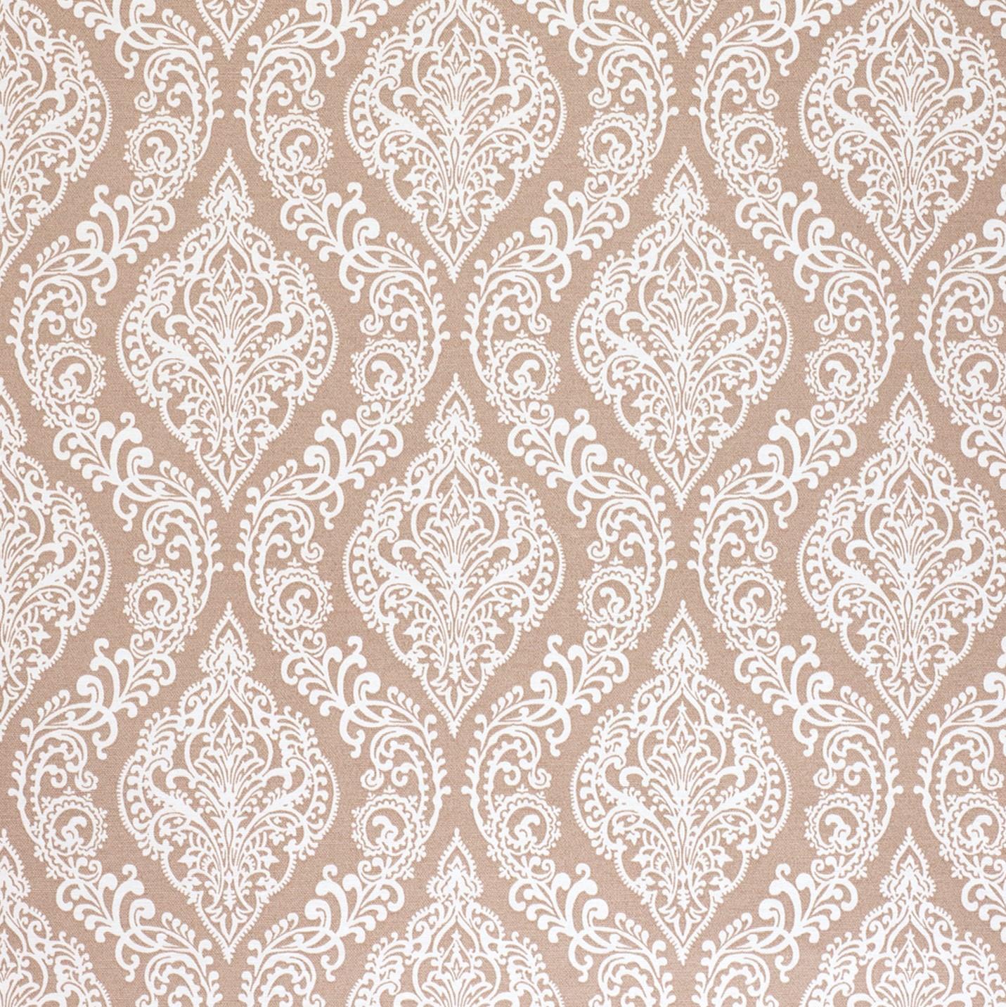 Mantel VICTORIAN BEIGE · Rectangular 12 Sillas