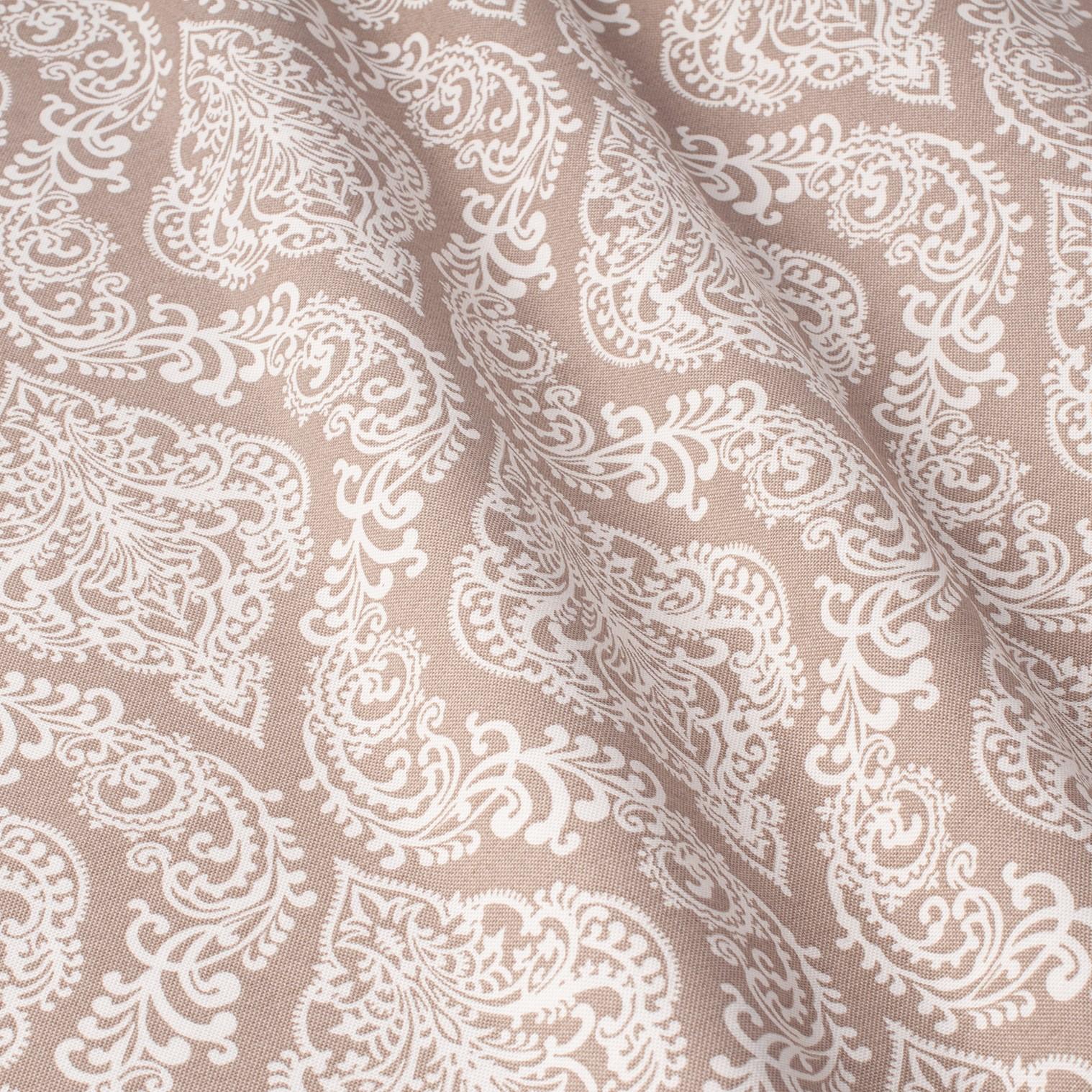 Mantel VICTORIAN BEIGE · Rectangular 6 Sillas