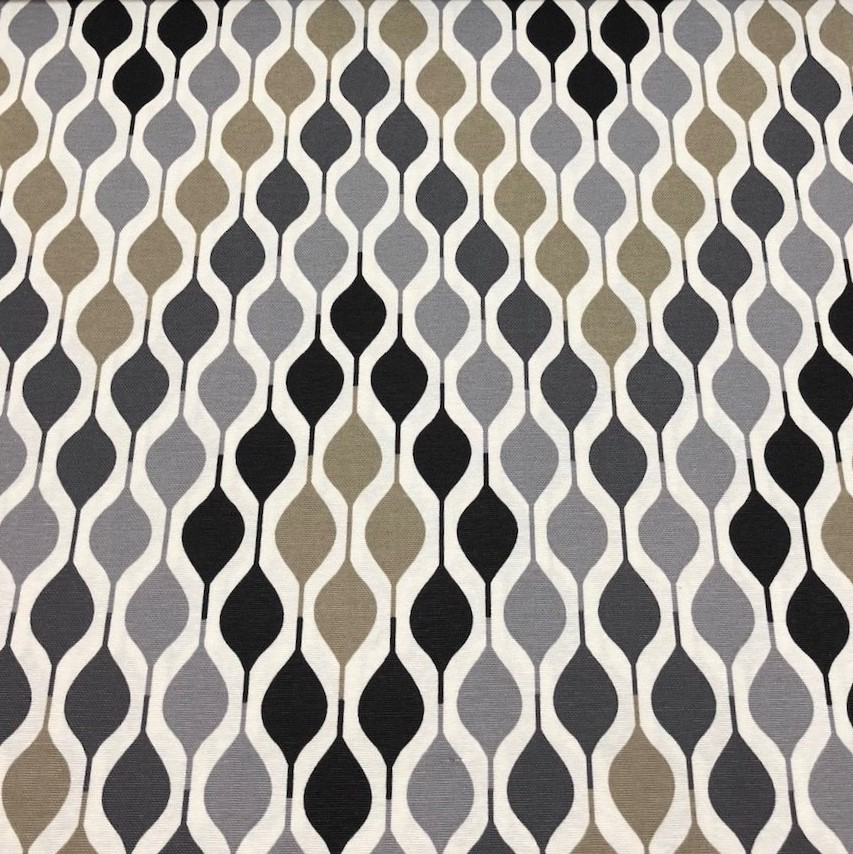 Mantel ONDASGRIS Rectangular 1,5x2,4m [porconfeccionar] [listoen5·7días]