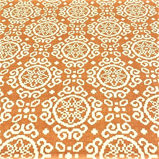 Mantel IKATTERRACOTA Rectangular 1,5x2,4m [porconfeccionar] [listoen5·7días]