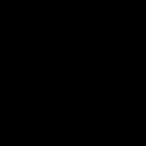 Mantel NEGRO Color Liso ⚫ Redondo 6-8 Sillas