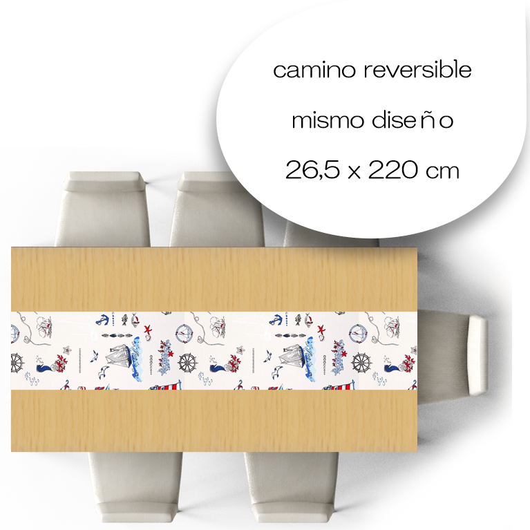 CaminoLargo ·MARINO· [enstockpara envíooretiro]