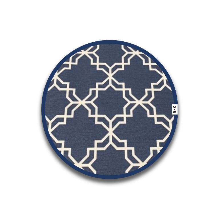 Individual Auxiliar 30 cm · KHATAM Azul