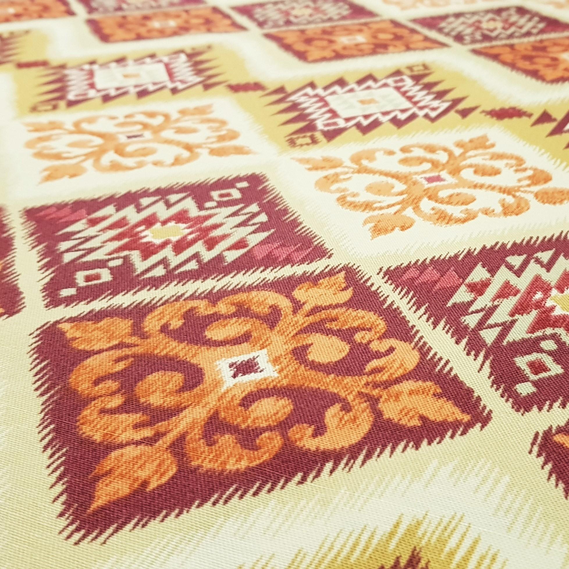 Mantel KILIM Rojo Rectangular 1,2x1,7m [enstockpara envíooretiro]